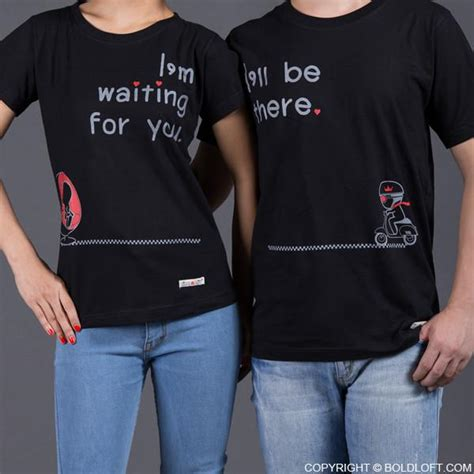 Relationship Shirts For Him And Is On The Way His Hers Matching Shirts Black