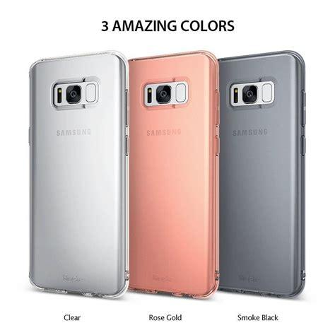 Ringke Samsung Galaxy S8 Air Soft Clear Ringke Air Ultimate Thin Skal Till Samsung Galaxy S8 Plus
