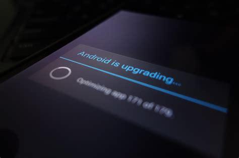 upgrade android os cara terbaru upgrade os android tanpa pc cara terbaru