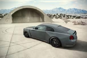 Roll Royce Shares The Rolls Royce Wraith Overdose Is A Killer Custom Ride