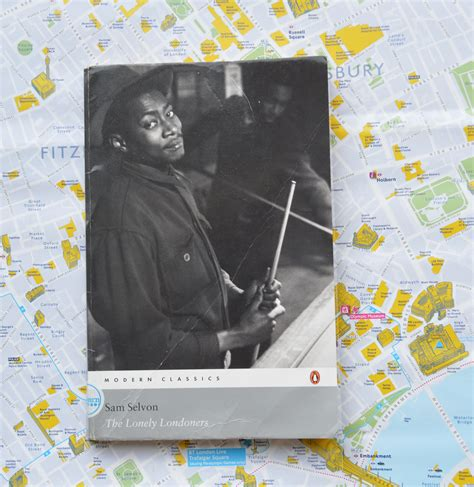 the lonely londoners penguin book acuppa samuel selvon the lonely londoners