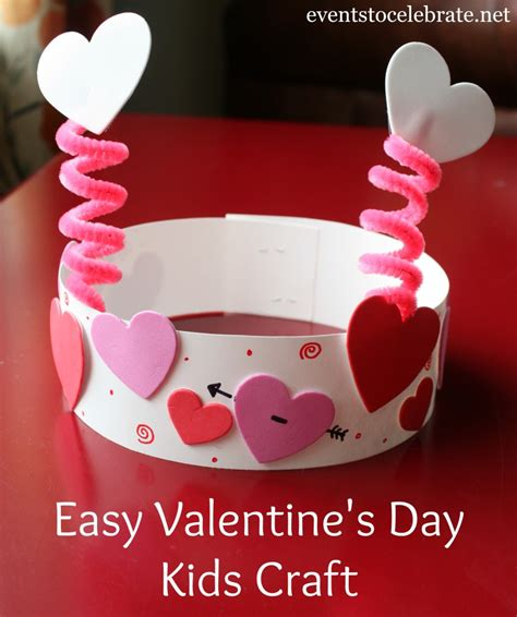 valentines day crafts toddlers s day activities events to celebrate