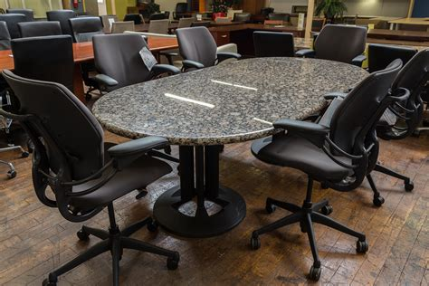 4 X 8 Conference Table Granite 8 X 4 Racetrack Conference Table Peartree Office Furniture
