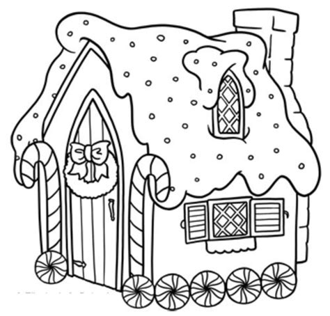 gingerbread house coloring page gt gt disney coloring pages