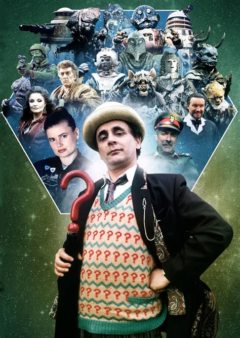 The Seventh anthony fowkes doctor who 50th anniversary countdown the seventh doctor