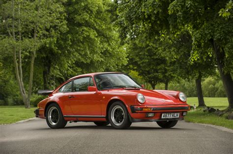 Porsche 911 Carrera 1984 by James May S 1984 Porsche 911 Carrera To Be Auctioned