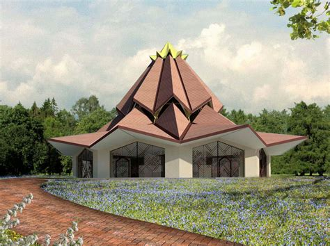 Local House by Design For Local House Of Worship In Colombia Has Been