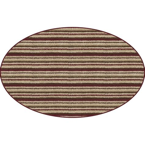shape rug 22 x 48 dirt stopper mat oval shape in entryway rugs