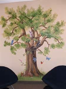Trees Wall Mural 25 Best Ideas About Nursery Tree Mural On Pinterest