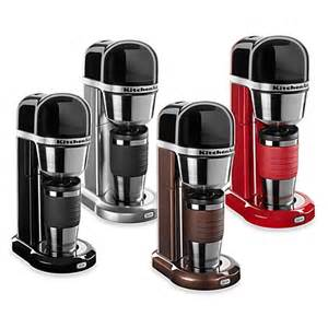 Keurig Bed Bath And Beyond Kitchenaid 174 Personal Brewer Coffee Maker Www