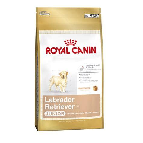 royal canin labrador puppy royal canin labrador retriever junior food 3kg feedem