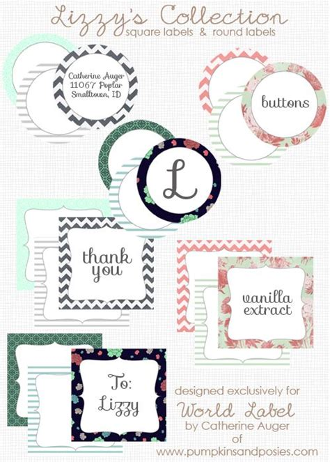 wedding favor tags template free 24 best chalkboard labels and templates diy also images