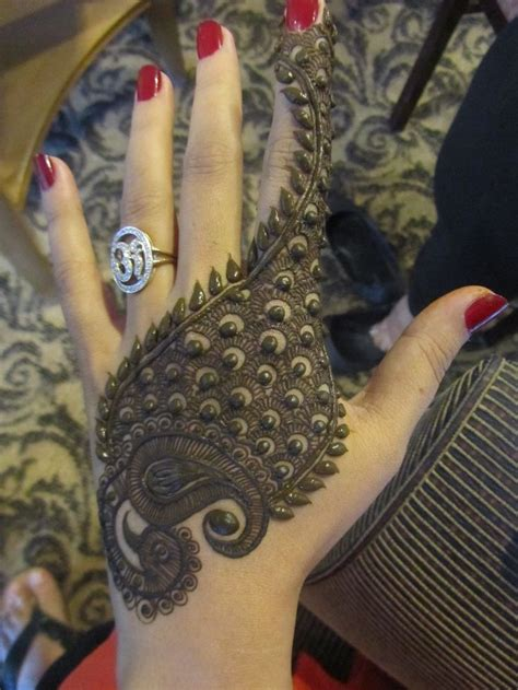 mehndi design simple and beautiful full hands beginner