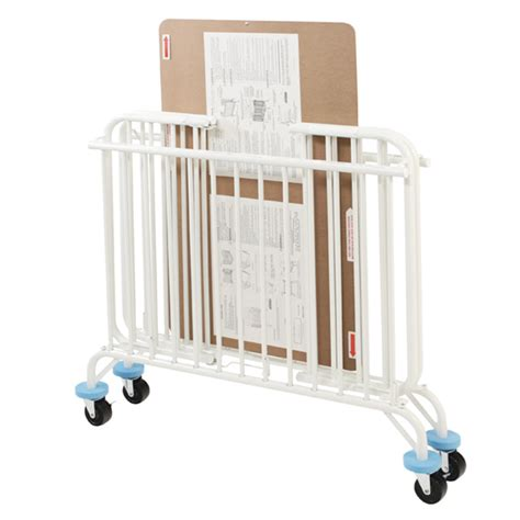 metal mini crib daycare cribs commercial folding crib play pin baby