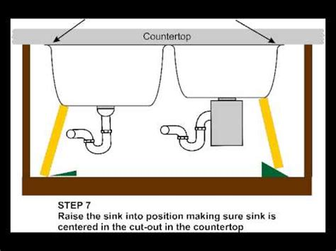 undermount sink epoxy granite e undermount sink clip kit installation