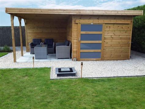 cabanon de jardin toit plat as 25 melhores ideias sobre abri jardin toit plat no veranda toit plat studio de