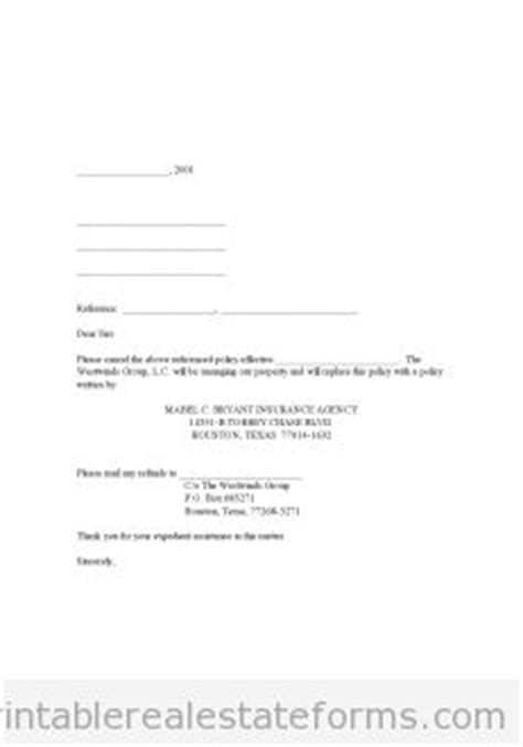 Hazard Insurance Letters 1000 Best Template Sle To Print Images On Free Printable Real Estate Forms And