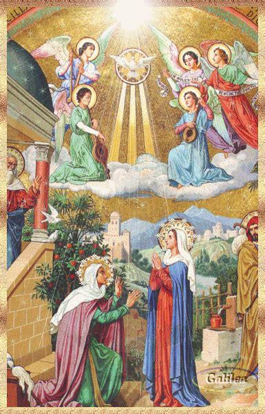 imagen de la virgen maria visitando a su prima isabel amor eterno visitaci 243 n de la sant 237 sima virgen mar 237 a a su