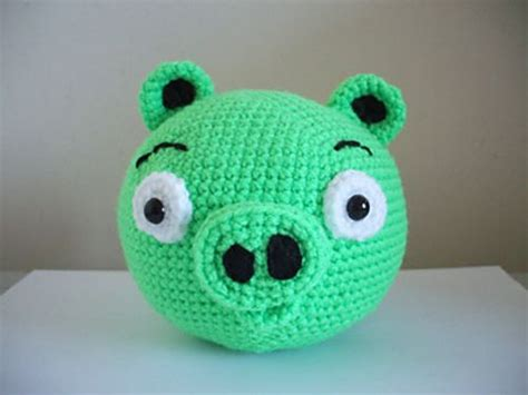 free pattern amigurumi angry birds angry birds pig by adorable amigurumi free crochet