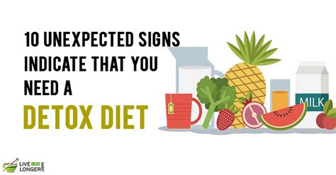 How Do You You Need A Detox by 10 Signs Which Indicate That You Need A Detox Diet