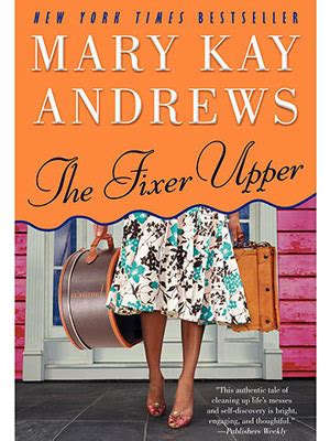 fixer upper book mary kay andrews breeze inn on tybee island hooked on