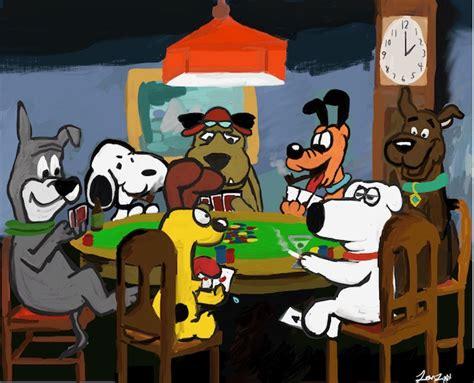 imagenes de animales jugando poker noticias versiones modernas de dogs playing poker
