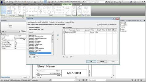 revit tutorial walls revit precast tools solid wall tutorial 8 shop