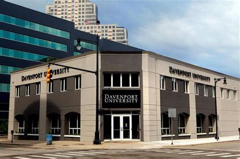 Davenport Mba Downtown Grand Rapids Mi by Davenport Names New Downtown Center After