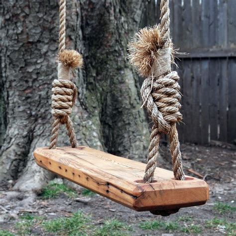 rope knots for tree swing tree swing