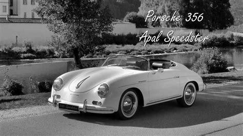 Porsche 356 Apal by Porsche 356 Apal Speedster Eine Hommage In Bildern Youtube