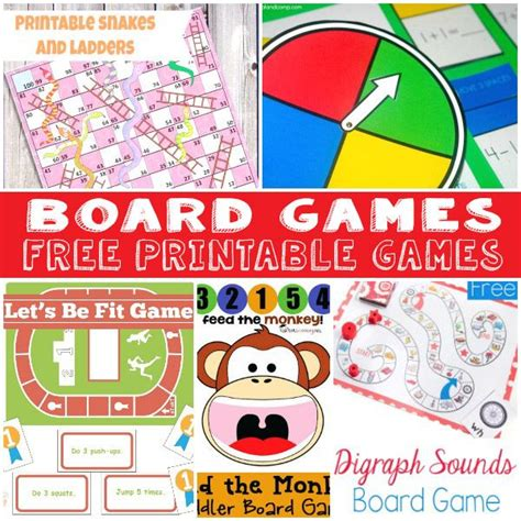 awesome printable board games best 25 board games for kids ideas on pinterest kids