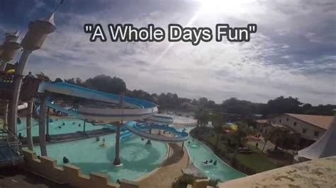theme park new zealand quot a whole days fun quot splash planet theme park hastings