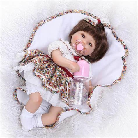 Sale Baby Doll Dewasa 1 sale realistic baby dolls reborn 16 lifelike soft silicone babies reborn baby doll