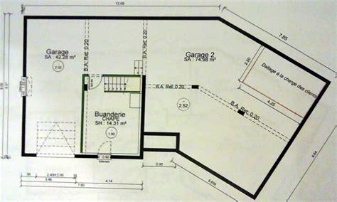 plan maison demi niveau 4 chambres nos plans maison demi sous sol demi niveau 115m2 51