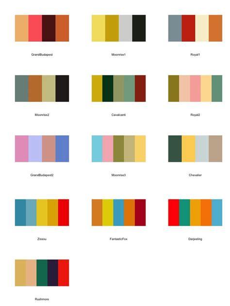 wes color palette best 25 wes color palette ideas on
