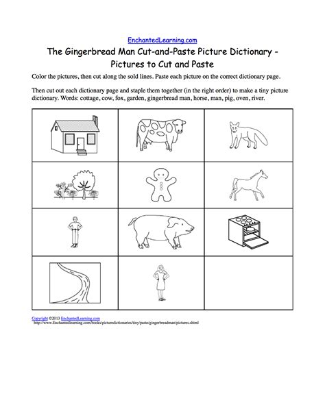 the haircut story pdf coloring pages of gingerbread man story az coloring pages