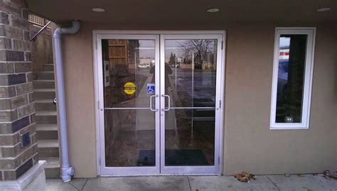 Glass Pro America Door Installation Commercial Glass Door Replacement