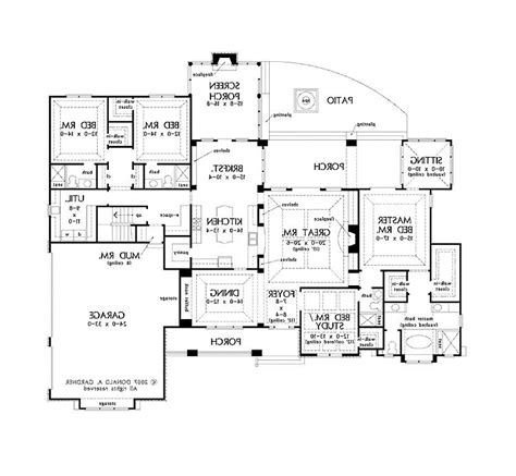gourmet kitchen floor plans luxury house plans with photos
