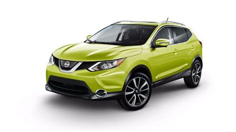 New 2017 Nissan Rogue Sport Exterior Color Options