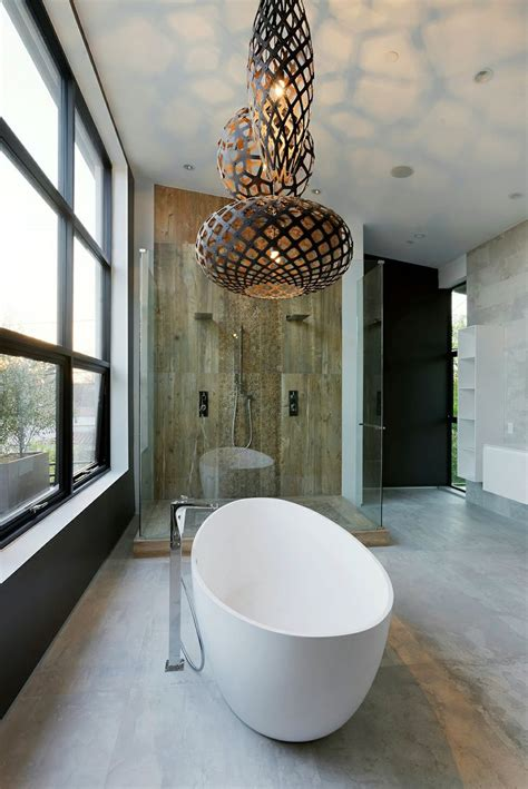 bathtub lights 25 ways to decorate with bathroom light fixtures top