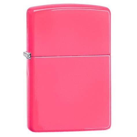 Zippo Neon Pink zippo upalja芻 reg neon pink olimp sport