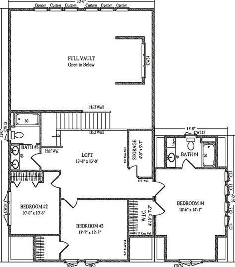 wardcraft homes floor plans lyndon by wardcraft homes two story floorplan