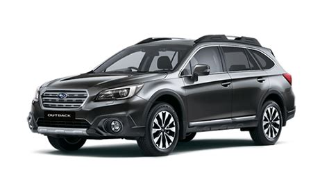 grey subaru outback subaru outback v 2017 couleurs colors