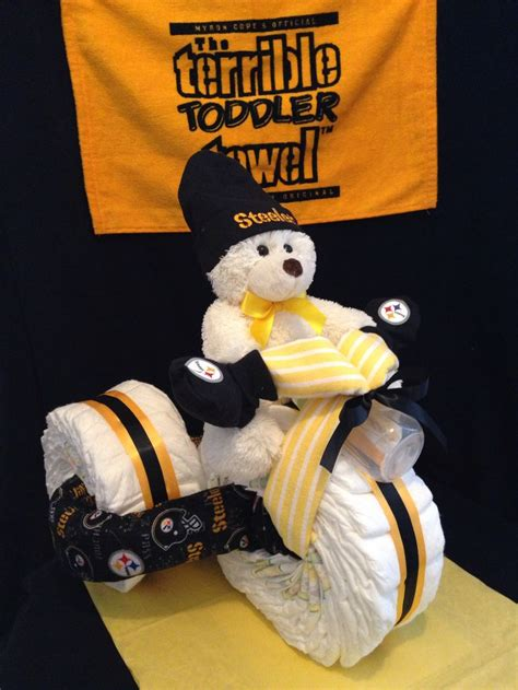 Steelers Baby Shower Ideas by Best 25 Football Cakes Ideas On Sports