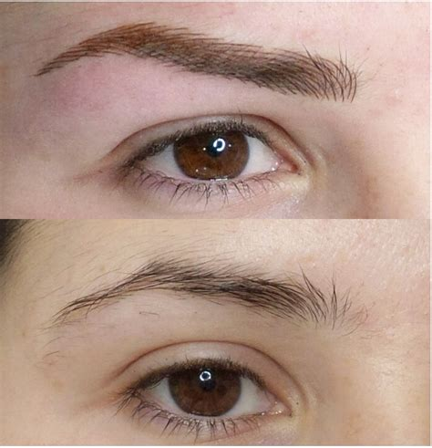 tattoo eyebrows at home how to do permanent eyebrows at home world novelties
