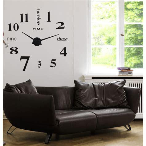 Diy Wall Clock 80 130cm Diameter Elet00660 Jam Dinding T301 jam dinding diy 80 130cm diameter elet00659 black jakartanotebook