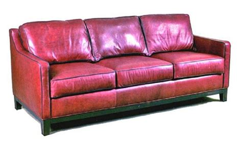 cc leather 309 kiawah sofa ohio hardwood furniture