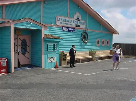 Lynnhaven Fish House by Front Of Lynnhaven Fish House Restaurant Lynnhaven