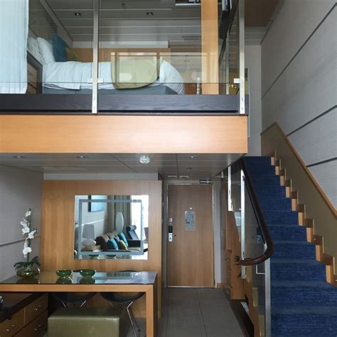 oasis of the seas cabin reviews crown loft suite with balcony cabin category l2 oasis of