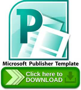 microsoft publisher template ms office publisher templates ebook database